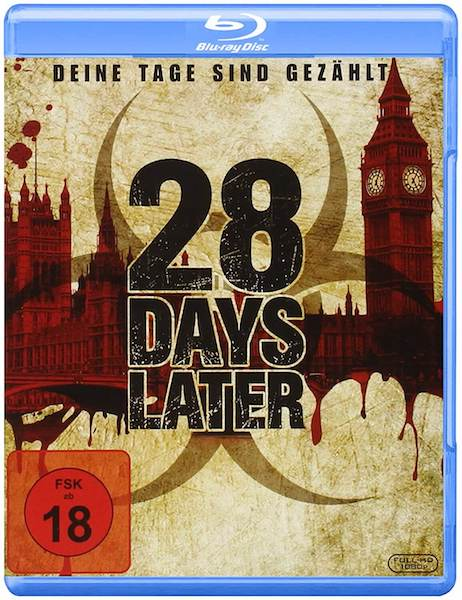 28 Days Later- Cover
