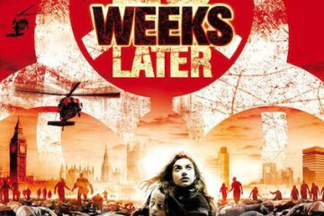 28 weeks later Cover