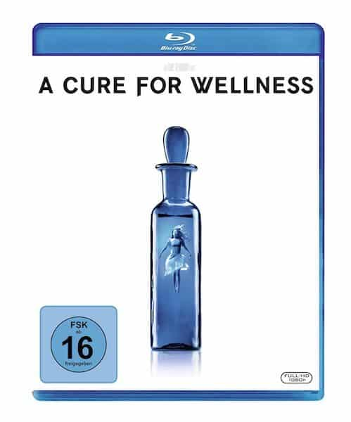 a Cure for Wellness - der Horror Mystery Film