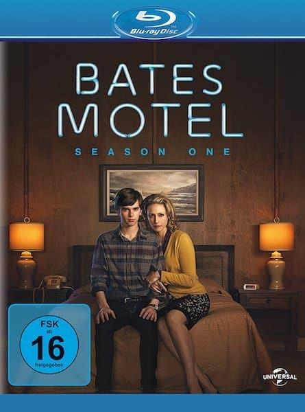 Bates Motel - Die Serie - Das Prequel rund um die Geschichte von Norman Bates und seiner Mutter - Psycho Horror Serie