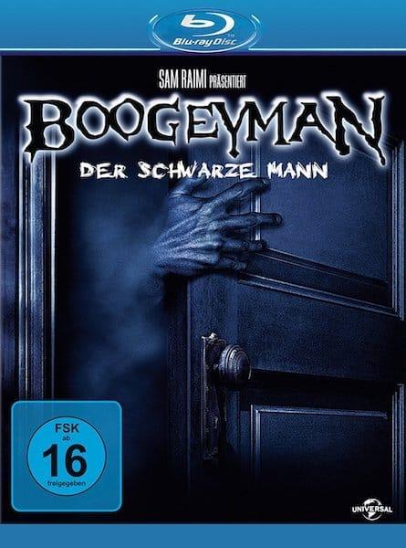Der Boogeyman Film - Der schwarze Mann - Der erste Teil der Horror Mystery Gruselreihe