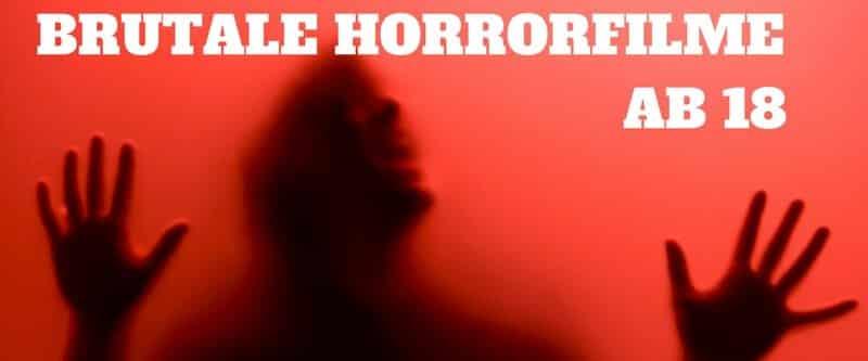 Horrorfilme ab 18 Rangliste