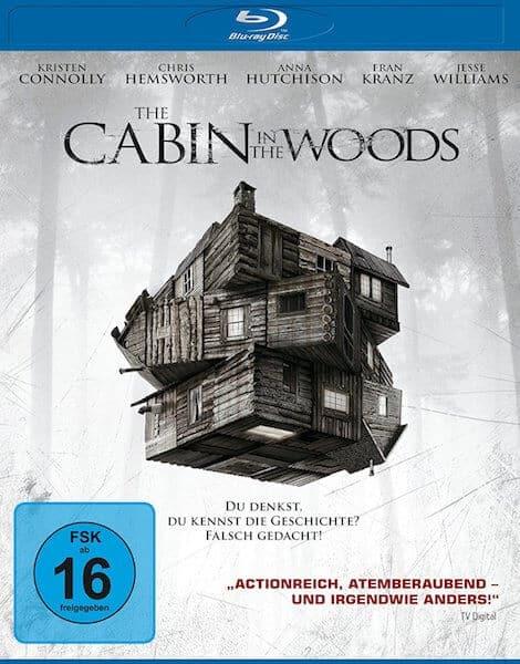 Cabin in the woods - Atemberaubend Anders - Mystery Horror Film mit ideenreicher Handlung