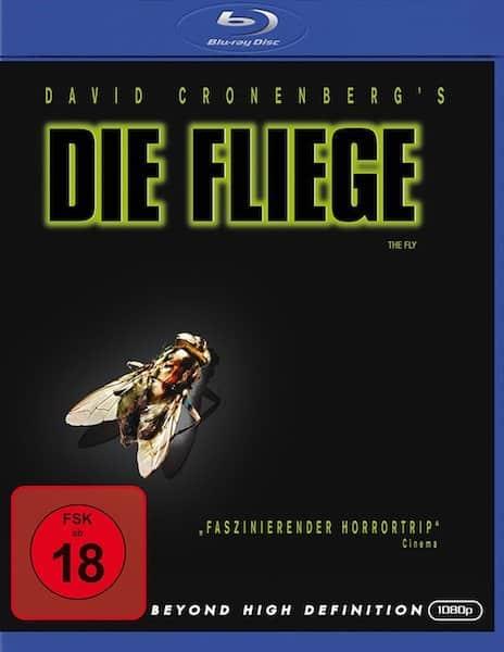 Die Fliege - Der Horror-Monster-Film von 1986 von David Cronenberg