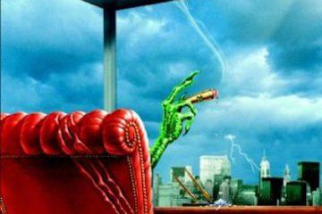 Gremlins 2 - Die Rückkehr der grünen Gremlins in diesem Monster Horrorfilm
