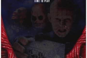 Hellraiser die Thrilogie von Clive Barker. Der FSK Splasher Film mit Horror-Mystery Elementen.