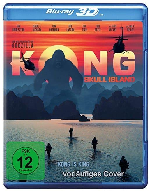 Kong Skull Island Cover