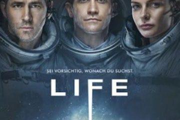 Life 2017 im kino - Der Horror Alienfilm