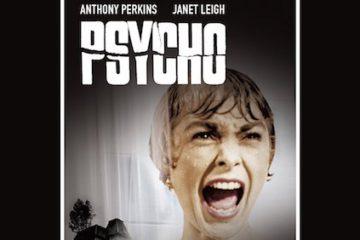 Psycho - Der absolute Klassiker von Alfred Hitchcock aus den 60er Jahren