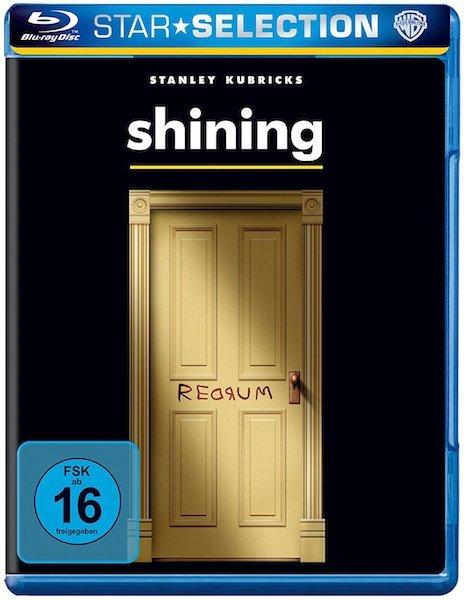 The Shining - Der Psycho Horrorfilm mit Jack Nicholson und Regisseur Stanle Kubrick. Verfilmung des Horrorbuch´s von Stephen King.