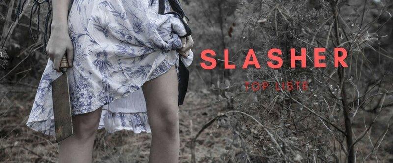 Die besten Slasher Filme