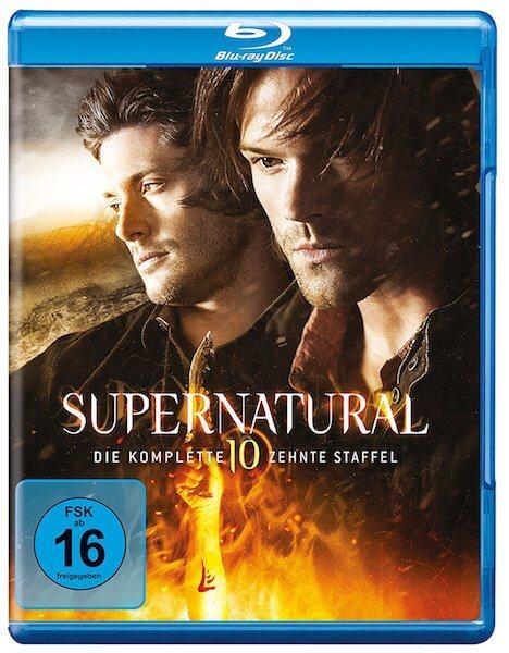 Supernatural - Die Mystery Horrorserie - 10 Staffeln