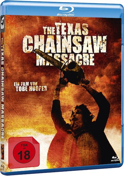 "The Texas Chainsaw Massacre - Zu Deutsch ""Das Texas Kettensägen Massaker"" - Der Kult Slasher Horrorfilm aus Amerika"