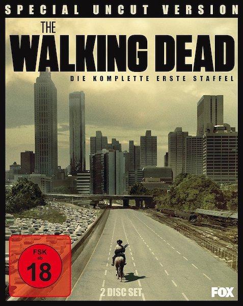The Walking Dead Serie - Alle Staffeln - Die Zombie Horror Serie