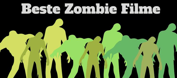Zombiefilme Rangliste