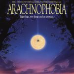 Arachnophobia der Horrorfilm
