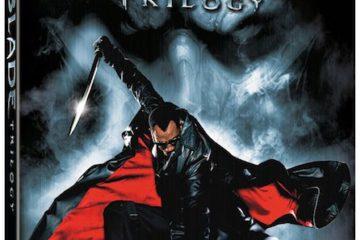 Blade der Vampir Horrorfilm die Trilogy