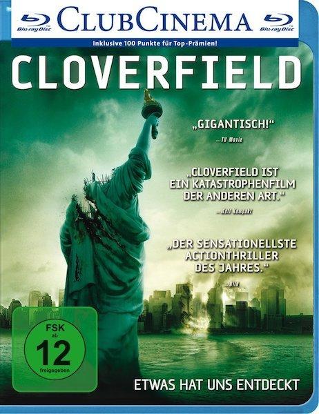 Cloverfield Alien Horrorfilm