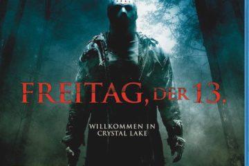Freitag der 13.te FSK 18 Horrorfilm