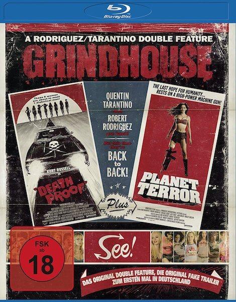 Grindhouse Horrorfilm von Quentin Tarantino