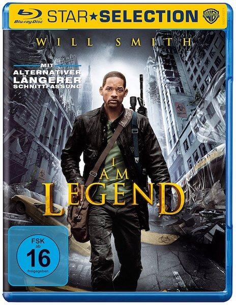 I am Legend Endzeit Horrorfilm