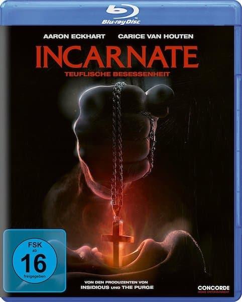 Incarnate - Der besondere Exorzismus Horrorfilm