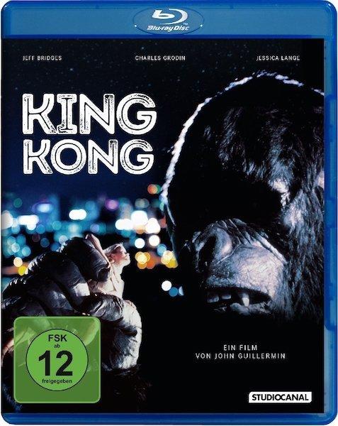 King Kong 1976 Horrorfilm