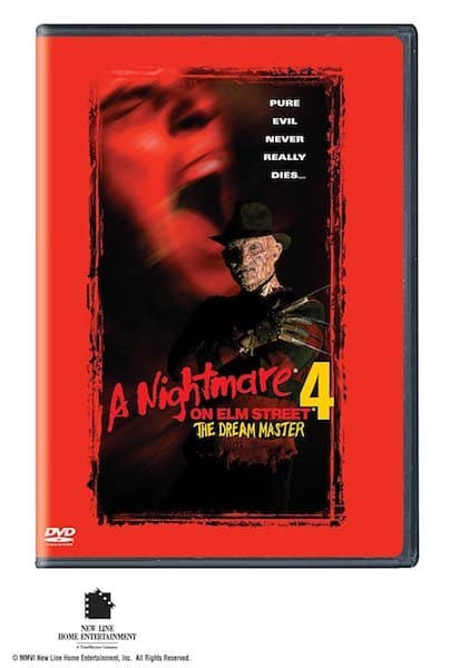 Nightmare on Elm Street 4 Horrorfilm