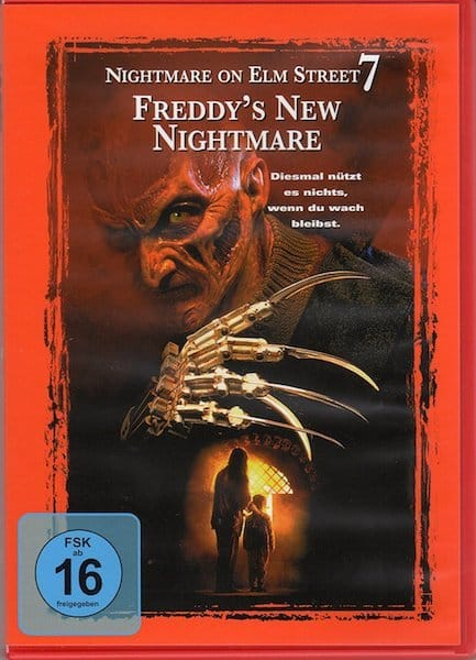 nightmare on elm street 7 mit freddy horror slasher