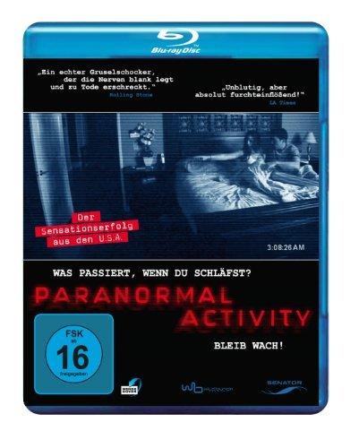 Paranormal Activity Horrorfilm