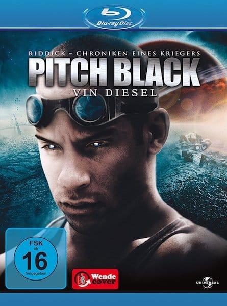 Pitch Black Alien Horrorfilm