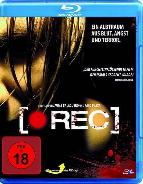 REC1 - Found Footage Horrorfilm