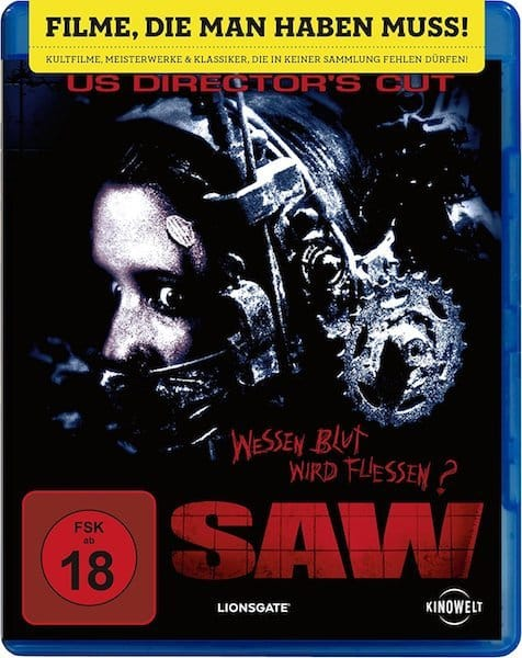 Saw 1 Horrorfilm