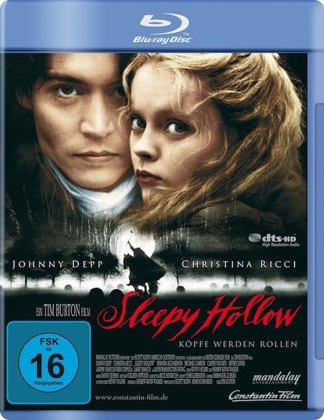Sleepy Hollow - Der mystische Horrorfilm