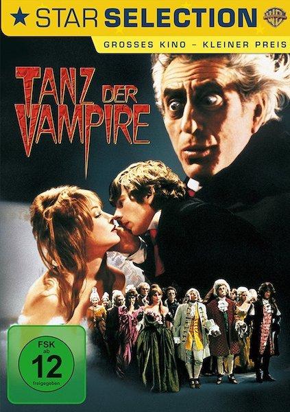 Tanz der Vampire - Vampir Horrorfilm
