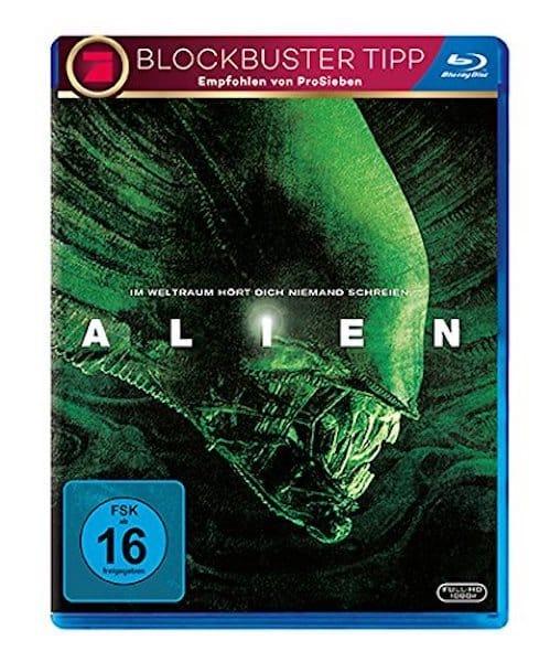 Alien 1979 Horrorfilme
