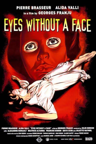 Augen ohne Gesicht - Horror Klassiker