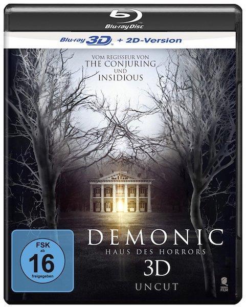 Demonic das Horrorhaus Film