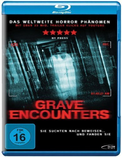Grave Encounters Horrorfilm