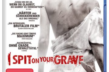I spit on your Grave Horrorfilm