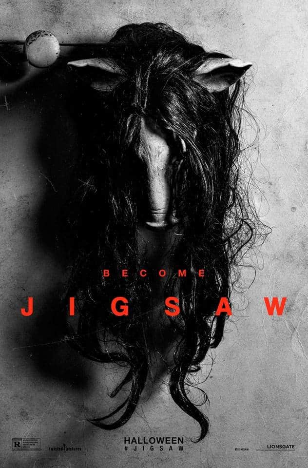 Das Jigsaw Poster