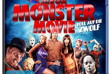 Mega Monster Movie Horrorkomödie