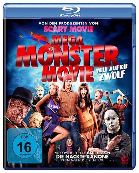 Mega Monster Movie Horrorkomödie