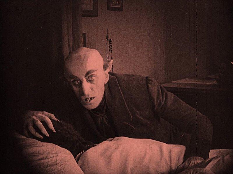 Horrorfilm Klassiker Nosferatu