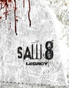 Saw 8 Legacy Cover
