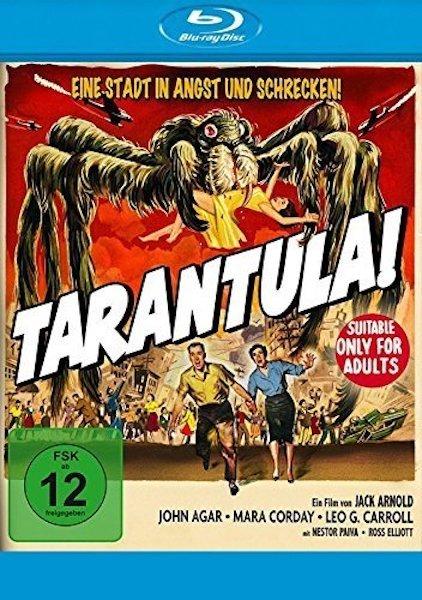 Tarantula Monster Horrorfilm