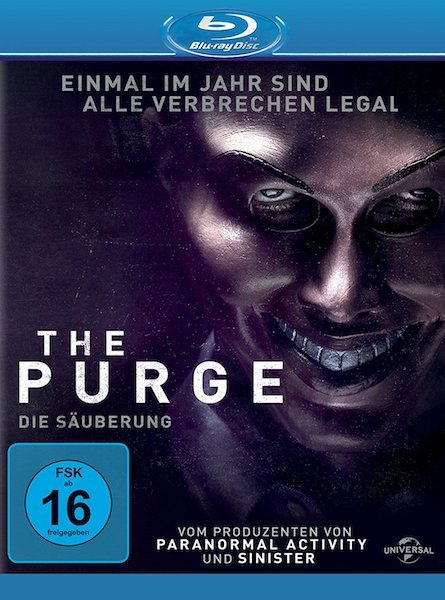 The Purge der Horrorfilm