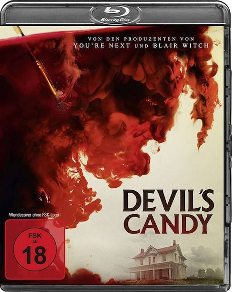 Devils Candy Cover
