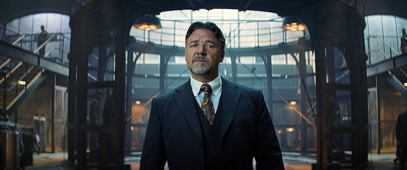 Russel Crowe als Dr. Jekyll