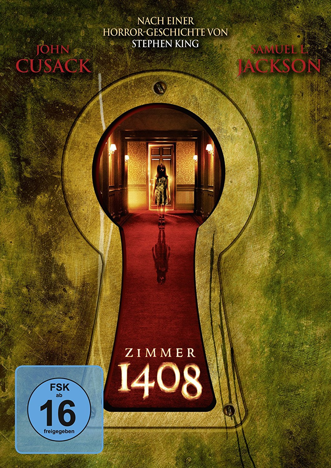 Filmkritik zimmer 1408 trailer horrorfilme for Stephen king habitacion 1408